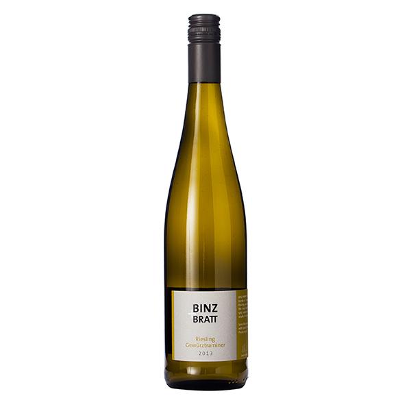 Binz & Bratt Riesling – Gewürztraminer 2016
