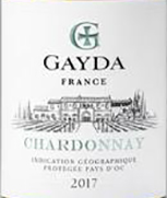 Cépage Chardonnay 2017