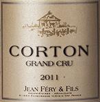 Corton – Grand Cru 2014-2016