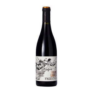 Freestyle Rouge - Grenache - Syrah 2015