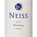 Neiss – Riesling Trocken 2017