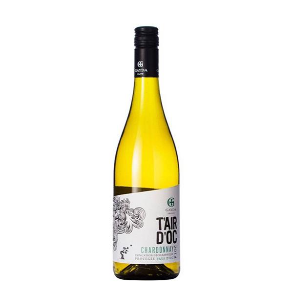 T'air d'Oc - Chardonnay 2015