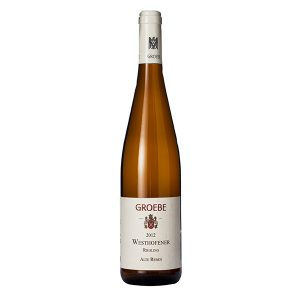 Weingut K.F. Groebe - Riesling alte reben - Westhofener 2017