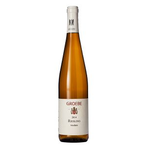 Weingut K.F. Groebe - riesling trocken 2015-2017