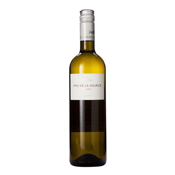 La Source Blanc – Vermentino – Chardonnay 2017