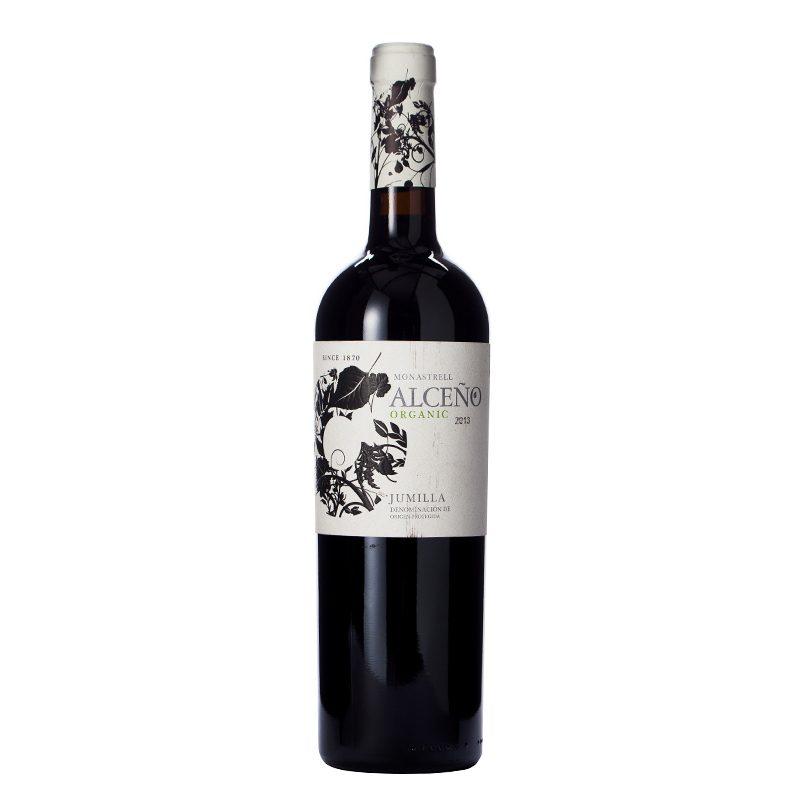 Alceno Organic – Monastrell 2015