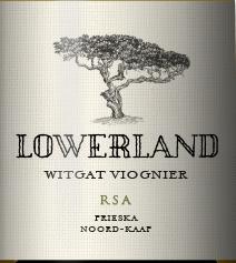 Lowerland – Witkop Viognier 2015-2017