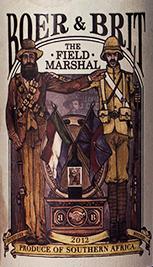 The Field Marshall – Tinta Amarela, Syrah, Mourvedre 2012