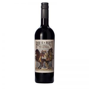 The General – Petit Verdot, Cabernet Franc, Malbec 2012