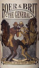 The General – Petit Verdot, Cabernet Franc, Malbec 2012