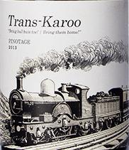 Transkaroo – Pinotage 2013