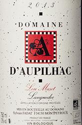 Aupilhac Rouge – Lou Maset