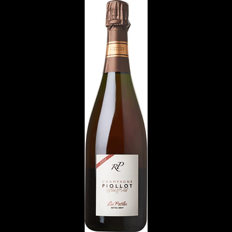 Piollot Champagne Rosé – Cuvée Les Protelles – Extra Brut